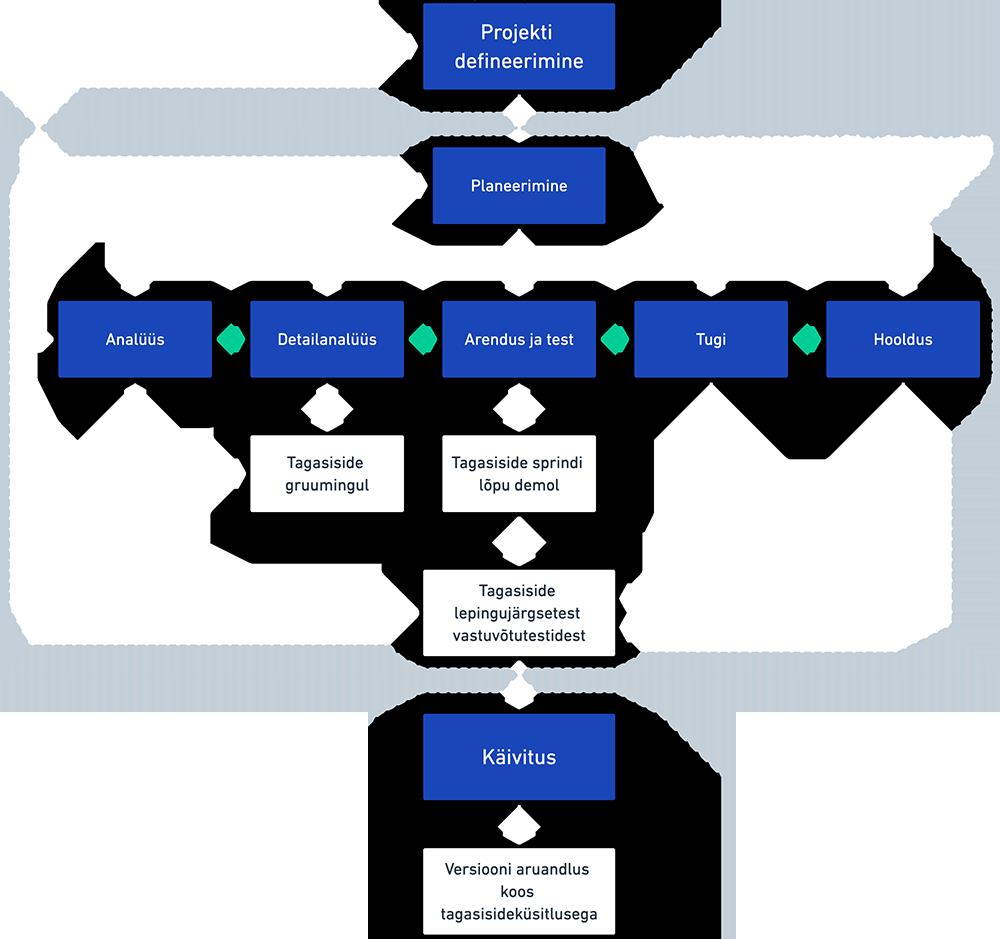 Softwerk protsess